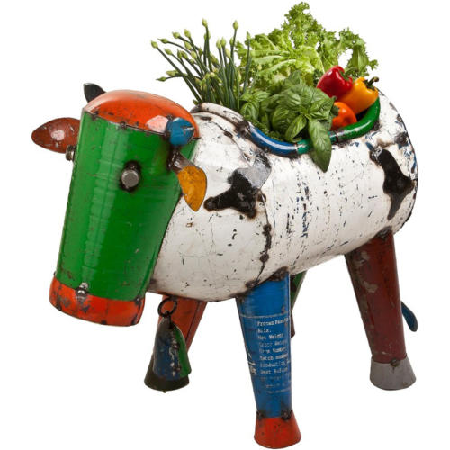 Clarence the Cow Planter Medium ($425.99)